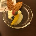 日光金谷ホテル - リーフパイ