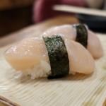 立ち寿司 まぐろ一徹 - ホタテ