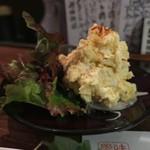 美味ひでき - タマポテサラダ