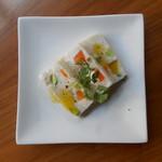 安寿 - 豆腐のテリーヌ