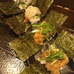 シモキタシュリンプ - ナイショの寿司