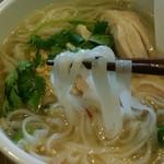 65160924 - ミニタイラーメン:米粉麺