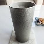 Ribaritoritogaraku - ウエルカムビール。