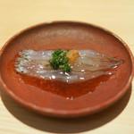 鮨 大地 - 白魚