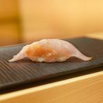 鮨 大地 - 金目鯛