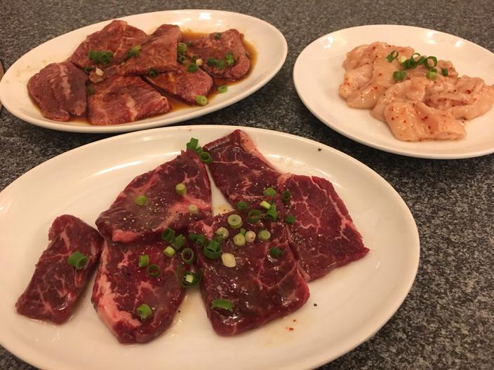 前川焼肉店