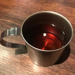 テキサス ステーキ - 薄いコーヒー