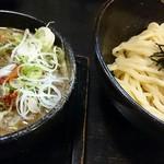 晴レル屋 - 煮干しつけ麺