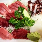 魚計 - 料理写真:☆盛り合わせ☆