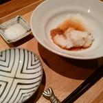 銀屋 - やはり天ぷらは塩ですね