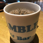 スクランブルカフェバー - ホットコーヒー