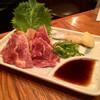 串焼楽酒 いまここ - 料理写真:さつま鶏のタタキ