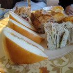 ザ・ロビーラウンジ - 2の段:サンドイッチ