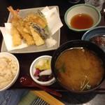 Hanayayohei - 筍と天ぷら膳