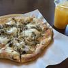 チーズ職人とピッツァ なかむら - 料理写真:チーズはたっぷり