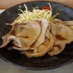 サテライトショップ - 料理写真:しょうが焼き定食~☆