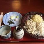 梅乃里 - 料理写真:三色そばです。