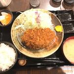 65172719 - カタロースかつ定食