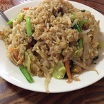 65172910 - 角煮入り野菜炒飯