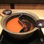 Shabushabuonyasai - 極み出汁+火鍋