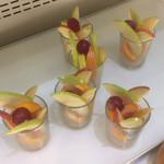 PAON - デザートのフルーツ