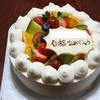 ケーキハウス ヒガシ - 料理写真:生クリームケーキ