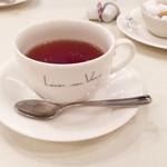 ブラッスリー ルヴェ ソン ヴェール - 紅茶