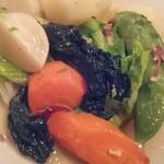 65175768 - 野菜のガルグイユ