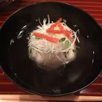 壽山 - 鯛の白子しんじょう