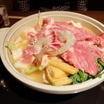 江戸ノ海 - 料理写真:味噌ちゃんこ(1人前1600円×2)