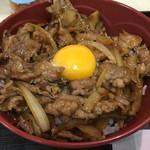 65178969 - 焼き肉丼 580円