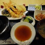 6518269 - 天ぷら定食