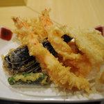 旬楽 飃 - 天ぷら定食
