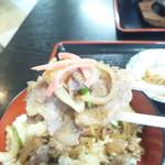ビーフショップあさじ - 他の牛丼とは、別格の味わいです!