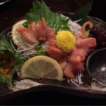 Gyoshoutakaaki - 赤貝の造り 780円