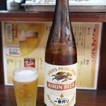 65182472 - 瓶ビール大(600円)