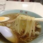 珍味 - ラーメン500円