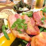 ロクシタン カフェ 渋谷店 -