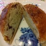 三好パン - くりパンです♪
