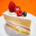 ロア レギューム - ショートケーキ