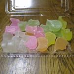 ひろ多菓子舗 - 料理写真:金ぎょく糖¥450