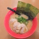 らーめん 川藤屋 - 男気らーめん 650円
