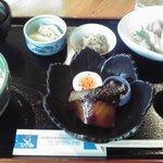 京丹後地産食堂 味工房 海鮮ひさみ - 地魚定食(1470円)