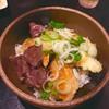 囲み家 - 料理写真:ステーキ天丼
