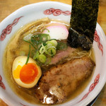 流星軒 - 流星麺 900円