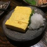蕎麦酒肴 百景 - フワッフワの卵焼き