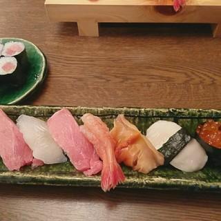 鮨、季節の料理 青山 - 料理写真:超特鮨