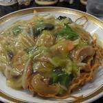 香茗苑 - 料理写真:揚げそば