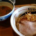 65193514 - 魚介豚骨つけ麺