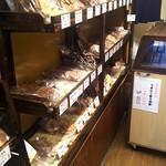 雷神堂 - 飾られている煎餅達2